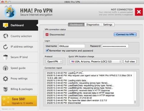 HMA Pro VPN Crack With Full License Key [win/mac]
