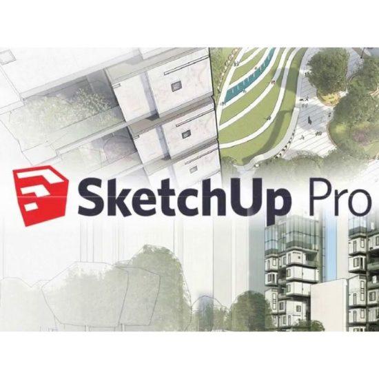 SketchUp Pro Crack Plus License Key Free Download