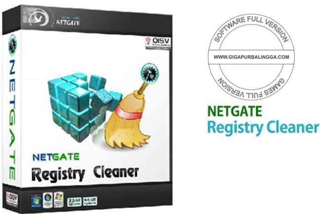 NETGATE Registry Cleaner Crack Serial Key