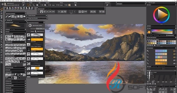Corel Painter With License Key