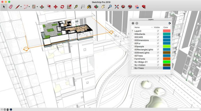 SketchUp Pro Crack With Serial Key Free Download