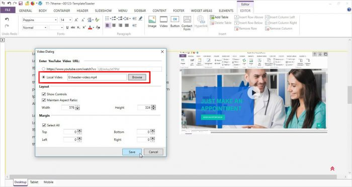 TemplateToaster Crack + Full Activation Key 2021