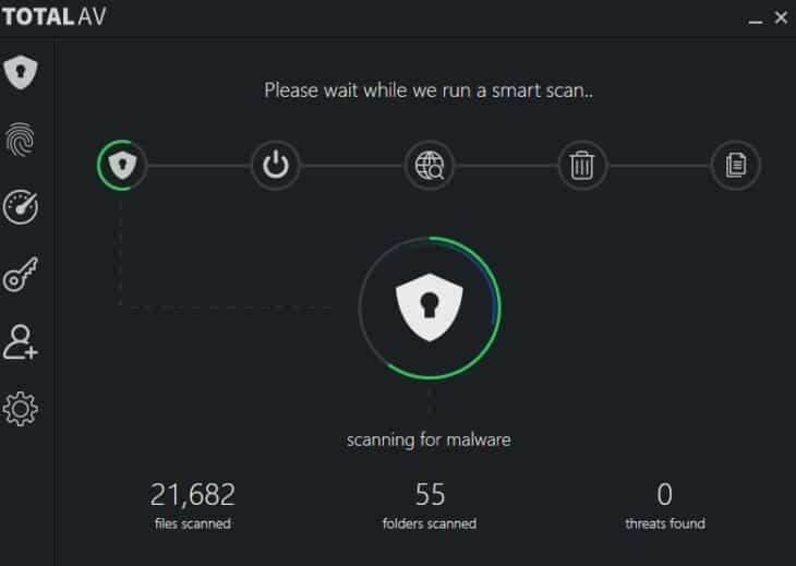 Total AV Antivirus Crack License Key