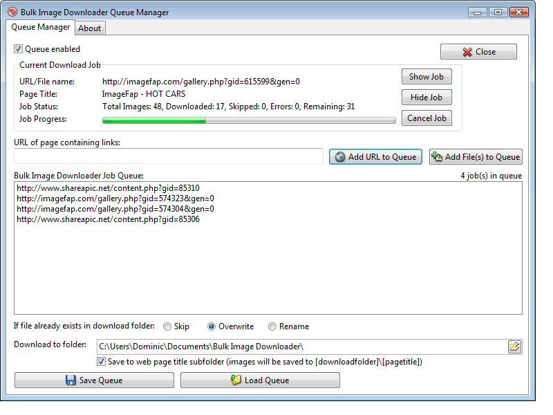 Bulk Image Downloader Crack With Activation Key Free Download