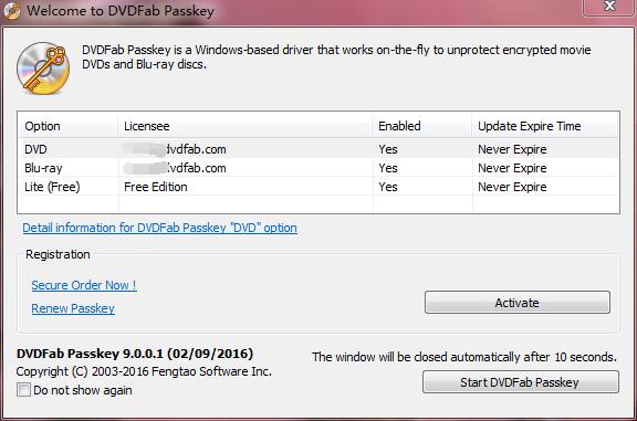 DVDFab Passkey Crack Plus Keygen Key LifeTime