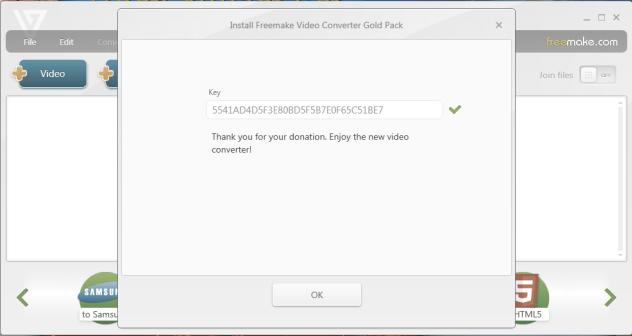 Freemake Video Converter Crack + Full Serial Key