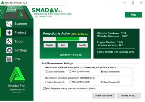 Smadav Pro Crack With Serial Key Free Download