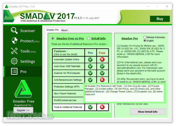 Smadav Pro Crack With Serial Key Full Version Download