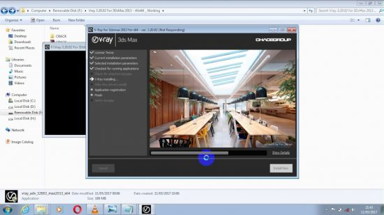VRay Crack for sketchUp pro Free Download