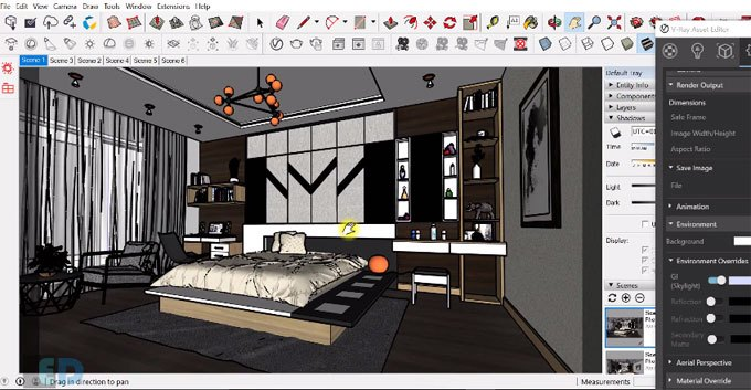 VRay Crack for sketchUp pro Latest